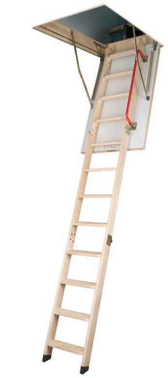 Wooden Deluxe Lwk 2800mm Attic Stair Store Hometech Store