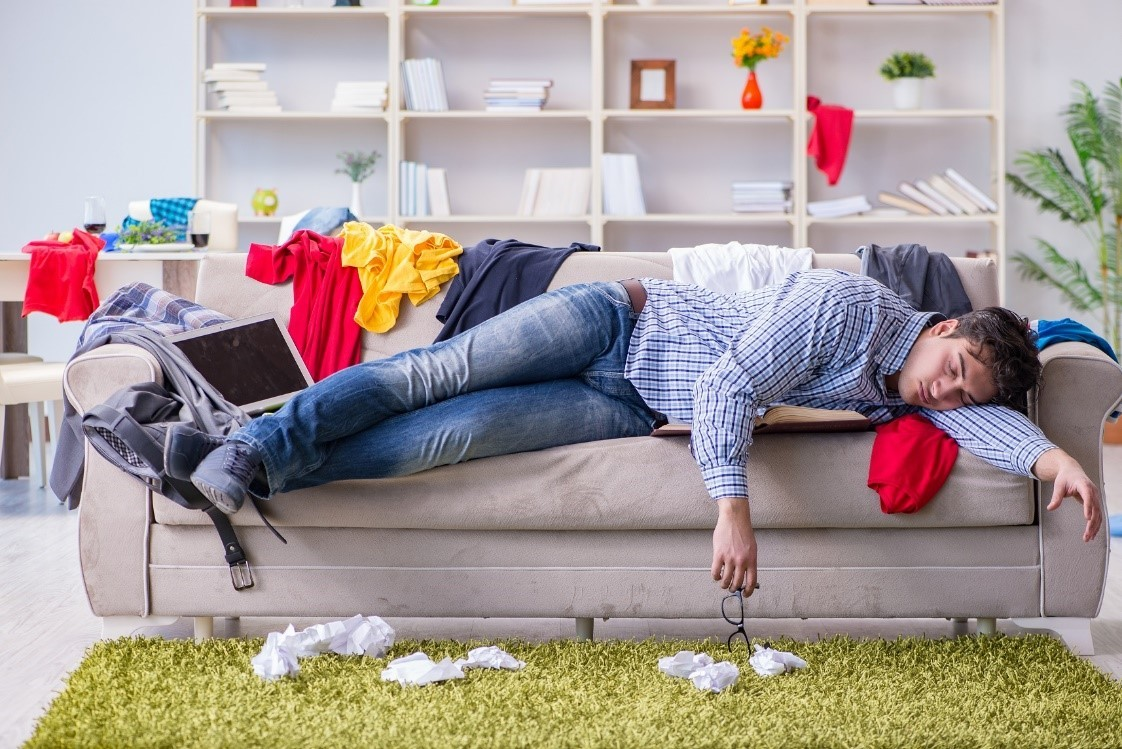 Home Clutter and Your Mental Health | Hometech